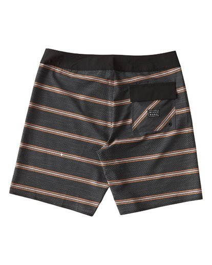 1 Sundays Stripe Pro Boardshorts Blue M124VBSV Billabong
