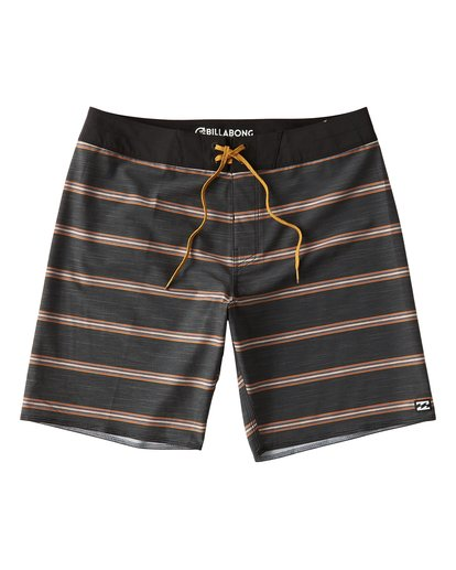 0 Sundays Stripe Pro Boardshorts Blue M124VBSV Billabong