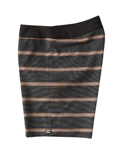 2 Sundays Stripe Pro Boardshorts Blue M124VBSV Billabong