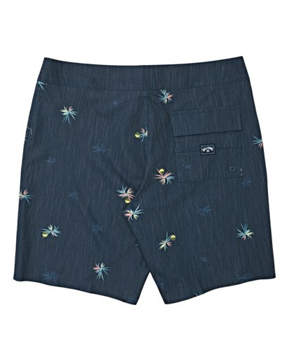 "1 Sundays Mini Pro Boardshort 19"" Blue M1251BSM Billabong"