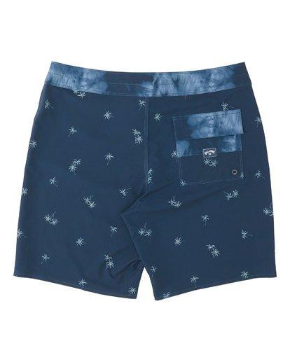 1 Sundays Mini Pro Boardshorts Blue M1251BSM Billabong