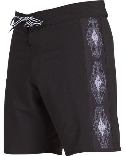 1 CREED BOARDSHORT Black M125QBCM Billabong