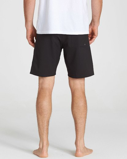 4 CREED BOARDSHORT Black M125QBCM Billabong