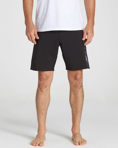 3 CREED BOARDSHORT Black M125QBCM Billabong