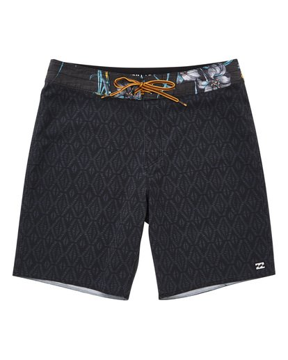 0 Sundays Mini Pro Boardshorts Black M125TBSM Billabong