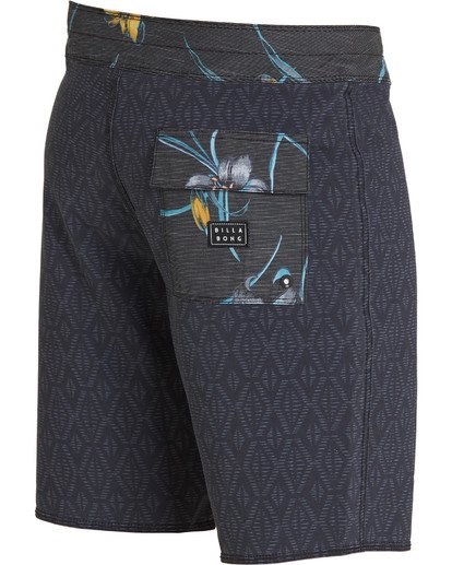 3 Sundays Mini Pro Boardshorts Black M125TBSM Billabong