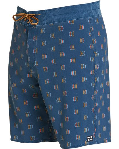 2 Sundays Mini Pro Boardshorts Blue M125TBSM Billabong