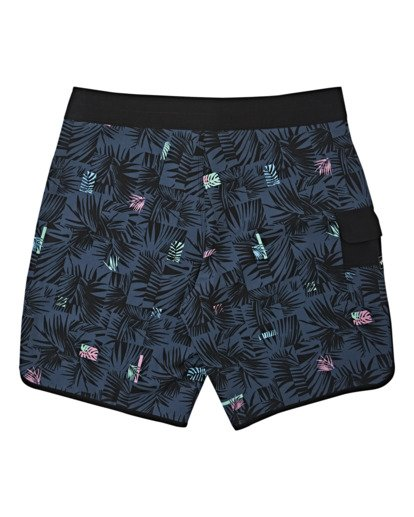 "1 73 Line Up Pro Boardshorts 19"" Multicolor M1261BSL Billabong"