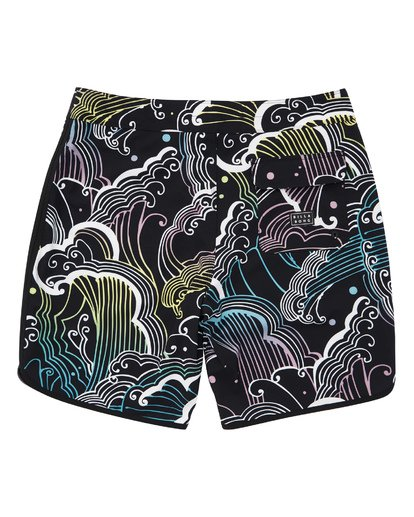 1 73 Line Up Pro Boardshorts Black M126TBSL Billabong