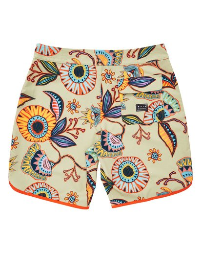 1 73 Line Up Pro Boardshorts Beige M126TBSL Billabong