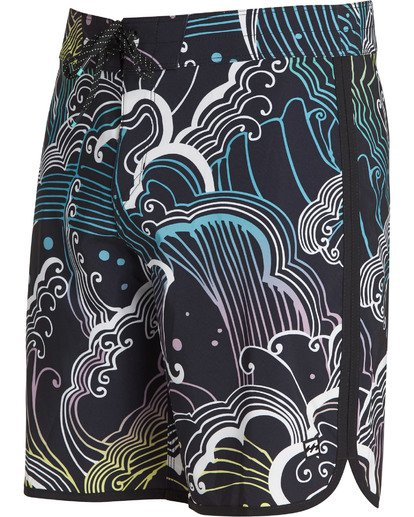 2 73 Line Up Pro Boardshorts Black M126TBSL Billabong