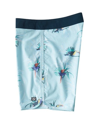 2 73 Line Up Pro Boardshorts Blue M126VBSL Billabong