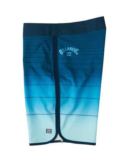 2 73 Stripe Pro Boardshorts Blue M1271BST Billabong