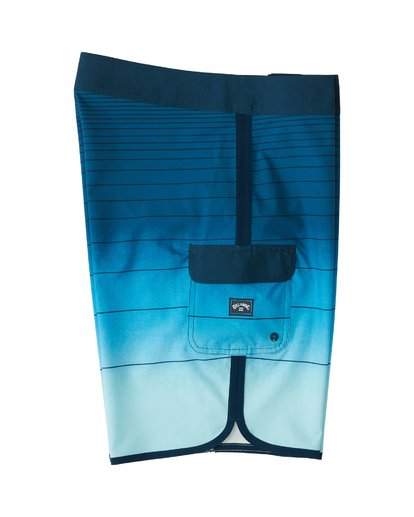 3 73 Stripe Pro Boardshorts Blue M1271BST Billabong