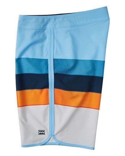 "2 73 Stripe Pro Boardshorts 20"" Blue M1271BST Billabong"