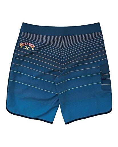 "1 73 Stripe Pro Boardshort 20"" Yellow M1271BST Billabong"