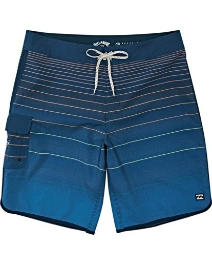 0 73 Stripe Pro Boardshorts Yellow M1271BST Billabong
