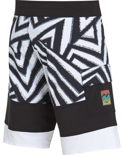 2 Pump X Boardshorts Black M127NBPM Billabong