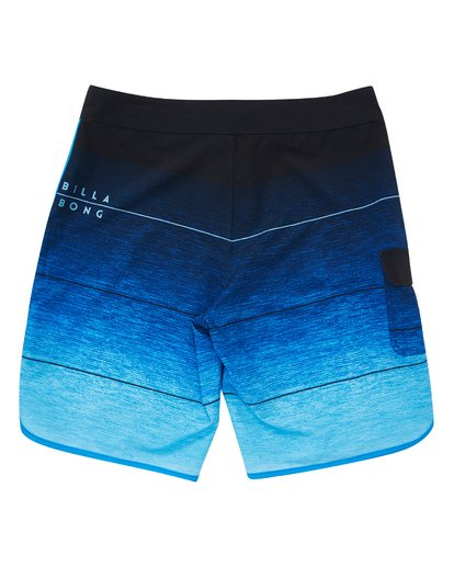 1 73 Stripe Pro Boardshorts Blue M127TBST Billabong