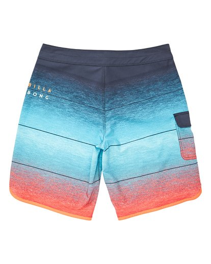 1 73 Stripe Pro Boardshorts Green M127TBST Billabong