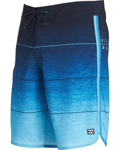 2 73 Stripe Pro Boardshorts Blue M127TBST Billabong