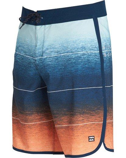 2 73 Stripe Pro Boardshorts Orange M127TBST Billabong