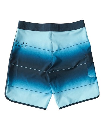 1 73 Stripe Pro Boardshorts Blue M127VBST Billabong