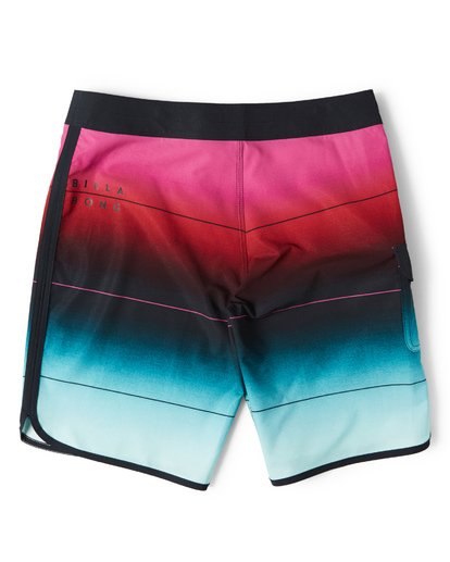 1 73 Stripe Pro Boardshorts Green M127VBST Billabong