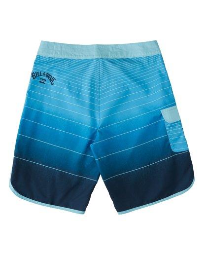 1 73 Stripe Original Boardshorts Blue M1281BSM Billabong