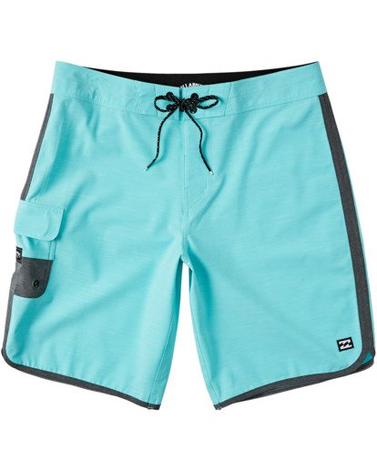 "0 73 Pro Boardshort 20"" Green M1281BSP Billabong"