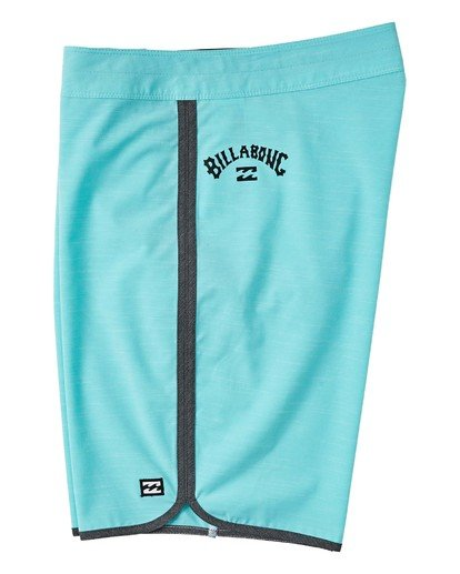 "2 73 Pro Boardshort 20"" Green M1281BSP Billabong"