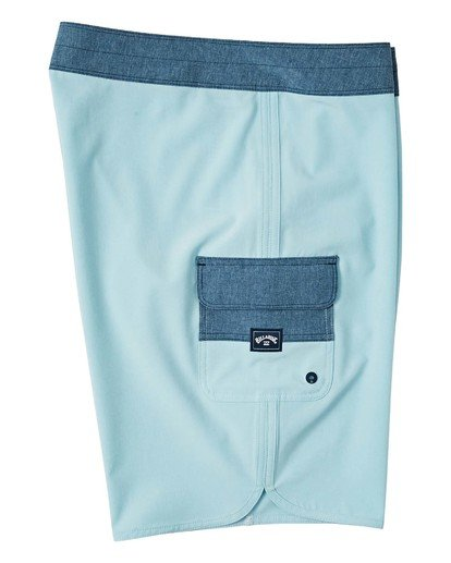 3 73 Pro Boardshorts Blue M1281BSP Billabong