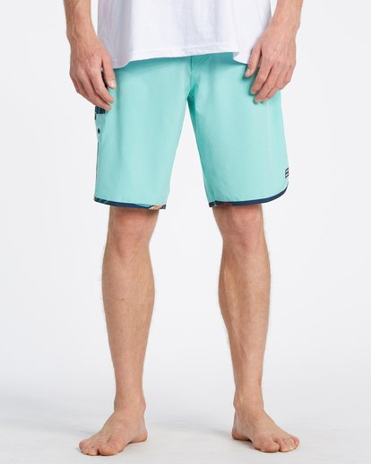 2 73 Pro Boardshorts Blue M1281BSP Billabong