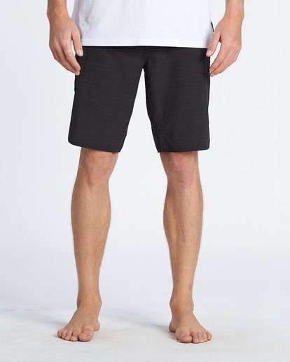 7 73 Pro Boardshorts Black M1281BSP Billabong