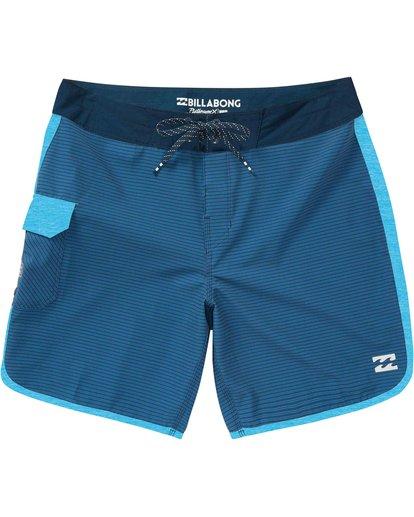0 73 X Boardshorts Blue M128NBST Billabong