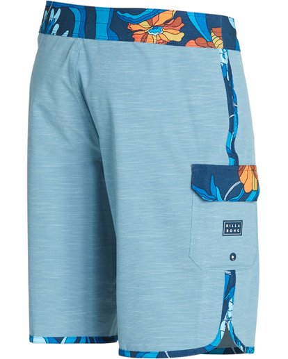 2 73 X Boardshorts Blue M128NBST Billabong