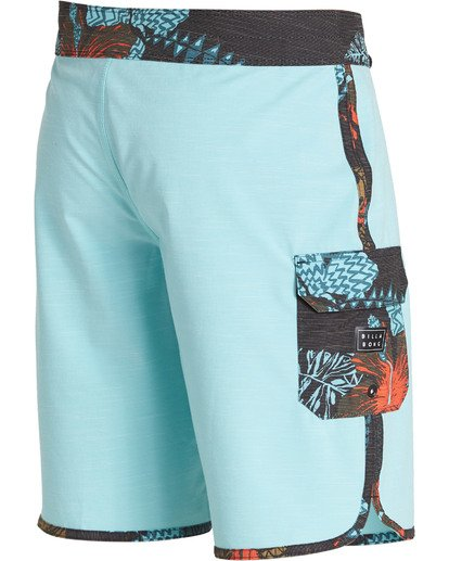 3 73 X Boardshorts Green M128NBST Billabong