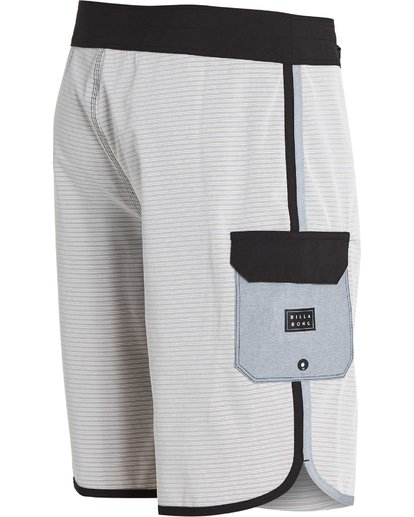 2 73 X Boardshorts Grey M128NBST Billabong