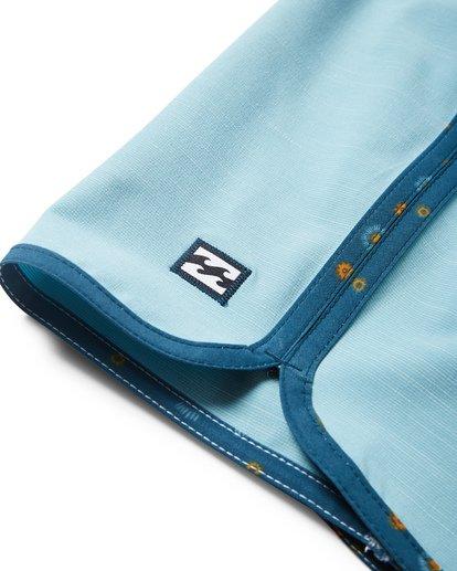4 73 Pro Boardshorts Blue M128TBSE Billabong
