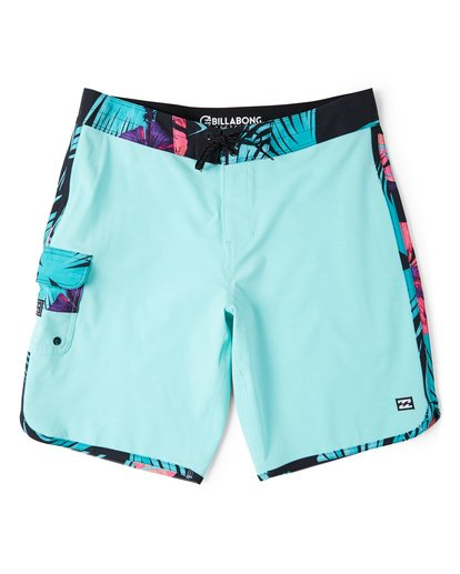 0 73 Pro Boardshorts Green M128TBSE Billabong
