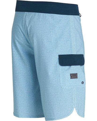 3 73 Pro Boardshorts Blue M128TBSE Billabong