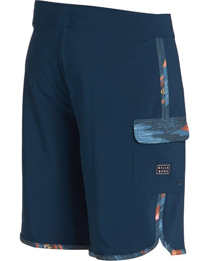 9 73 Pro Boardshorts Blue M128TBSE Billabong
