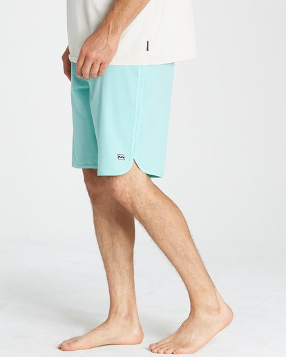 10 73 Pro Boardshorts Green M128TBSE Billabong
