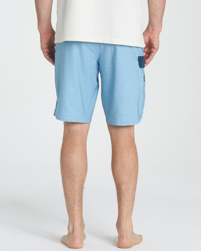 7 73 Pro Boardshorts Blue M128TBSE Billabong
