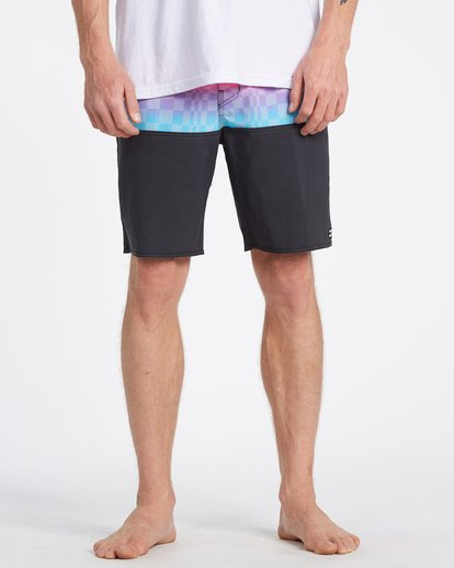 "2 Fifty50 Pro Boardshort 19"" Multicolor M1291BFP Billabong"
