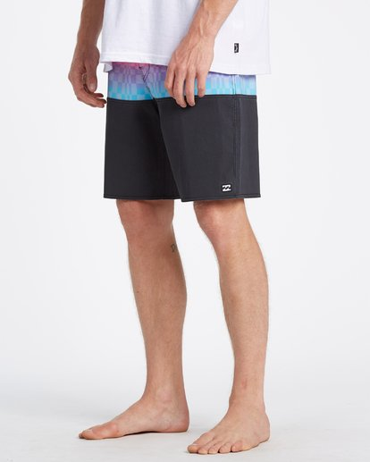 "3 Fifty50 Pro Boardshort 19"" Multicolor M1291BFP Billabong"