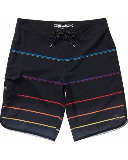 0 73 X Stripe Boardshorts  M129NBSS Billabong