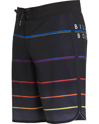 1 73 X Stripe Boardshorts  M129NBSS Billabong