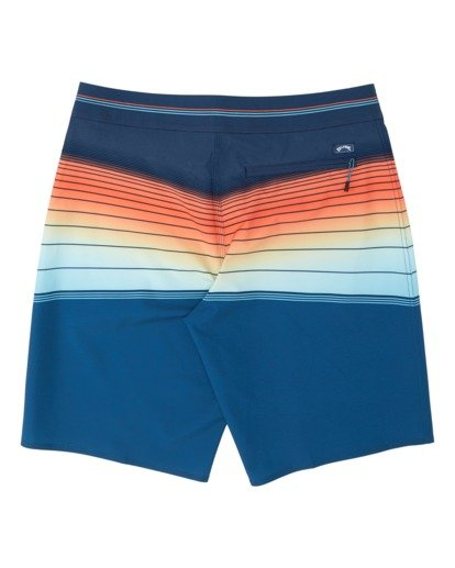 "1 North Point Pro Boardshort 20"" Blue M1301BNP Billabong"