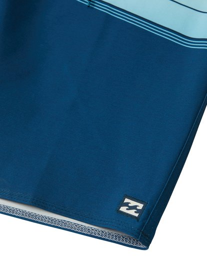 "5 North Point Pro Boardshort 20"" Blue M1301BNP Billabong"